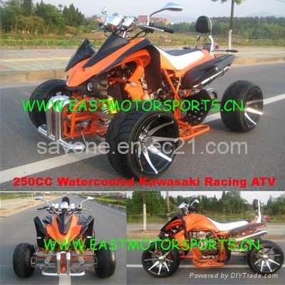 Funny Thread about ATVs/bikes 250cc_12_Inch_Alloy_Wheel_Kawasaki_Racing_ATV_Quad_with_EEC_Approval
