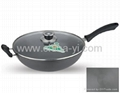 Non-Smoking Frying Pan