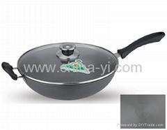 Non-Smoking Frying Pan