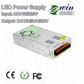 350W LED Driver, Non-Waterproof LED Power Supply