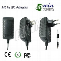 24W AC TO DC Adapter