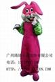 卡通服装.卡通人偶.动漫服装.迪士尼行偶.表演舞台装.兔八哥 3