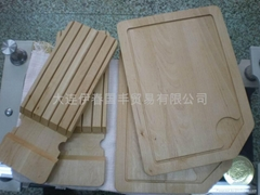 chopping/cutting boards & knife holders/rests