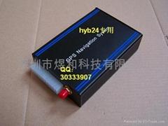 DHD车载DVD适配的GPS导航盒