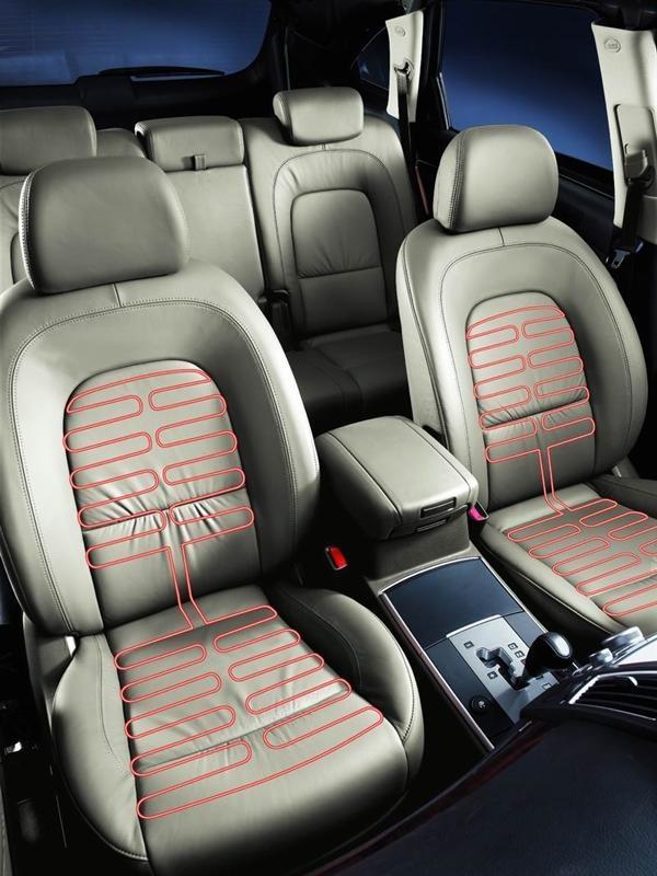 智能合金汽车座椅电加热系统&nbsp