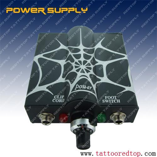 4 in 1 Digital Tattoo Machine Power Supply Kit RD-1001-2 tattoo power supply
