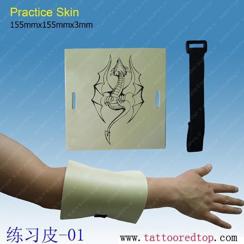 Gudu ngiseng blog tattoo practice skins for Tattoo practice pig skin