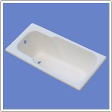 Kele cast-iron bathtub