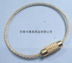彩色钢丝绳