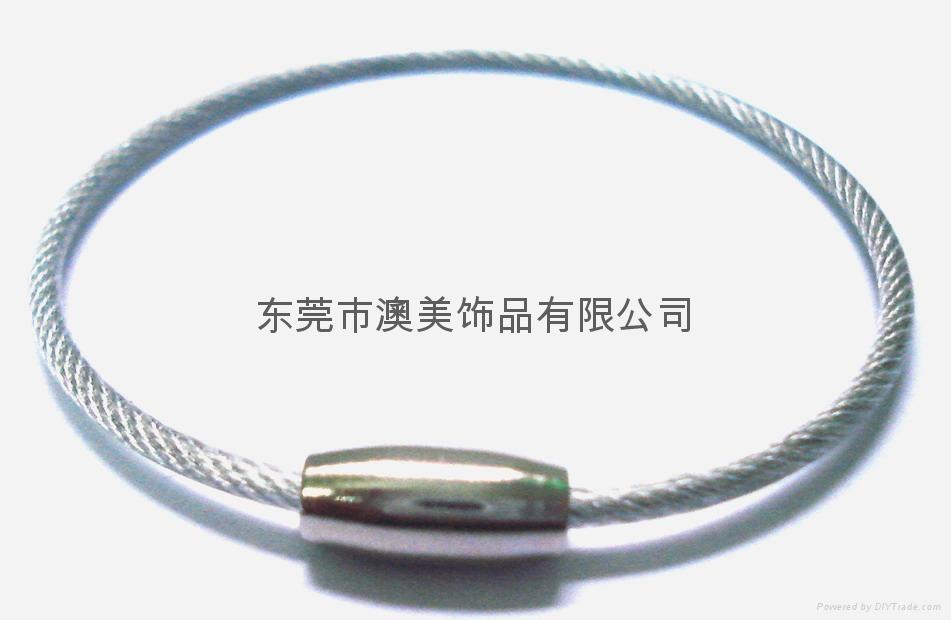 彩色钢丝绳 3