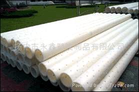 PP曝氣管PPH曝氣管件FRPP曝氣管材 4