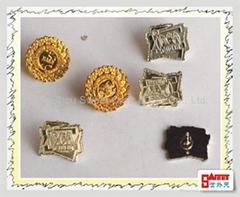 Customer Metal Badge