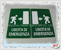 Safety Sign Traffic Sign
