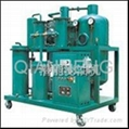 TYA Lubricating Oil & Hydraulic Oil Filtration Machine