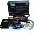 Automotive GPS tracker