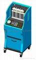 Automatic A/C service station injector cleaner RCC-6A