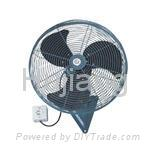 Speed Regulative Oscillating Industrial Exhaust Wall Fan