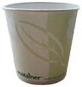 聚乳酸淋膜紙杯
