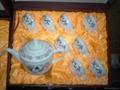 9 supply of bone china porcelain tea