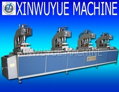 window processing machine-pvc window welding machine