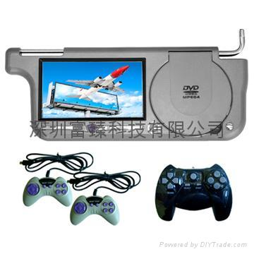 sun visor dvd player. Sun Visor DVD Player 328