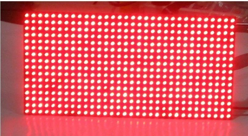 批發價供應LED顯示屏單元板 1