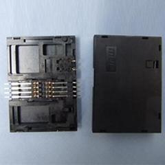 生產廠家供應通過PCI認証和EMV認証的IC卡座