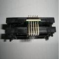 生產廠家供應通過PCI認証和EMV認証的IC卡座 4