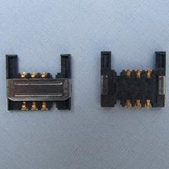 專業生產廠家供應手機上的SIM卡座