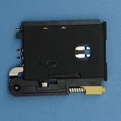 供应无线数传终端上的SIM卡座(抽屉式,翻盖式)