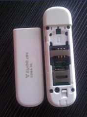 無線上網卡的SIM卡座