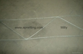 construction cheap steel truss wire mesh