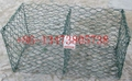 top quality galvanized gabion basket