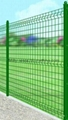 professional manufacture Medium/Low security 3D Paladin Pride panel fence