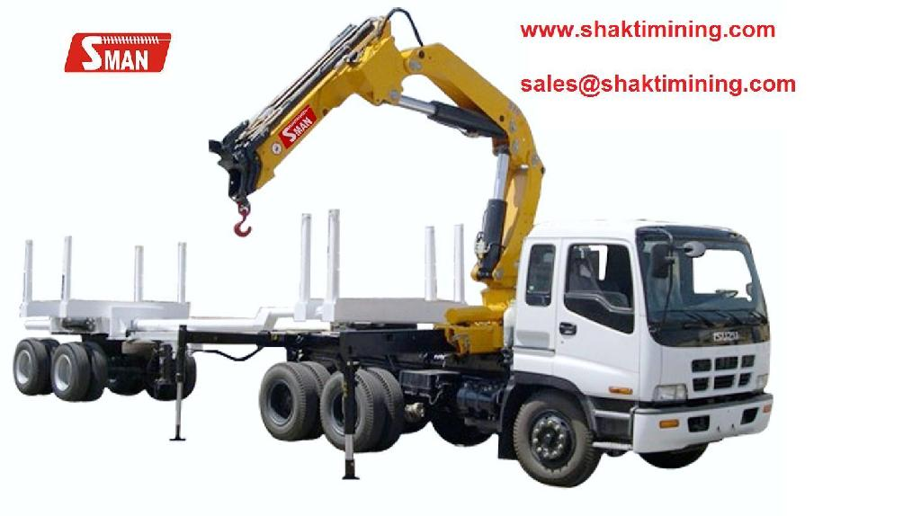 Knuckle Boom Cranes Manufacturers : Knuckle boom crane india manufacturer industrial