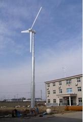 3KW wind turbine generator