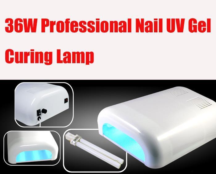 uv nail lamp instructions