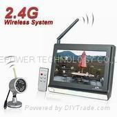 7 inch Wireless DVR/Baby monitor