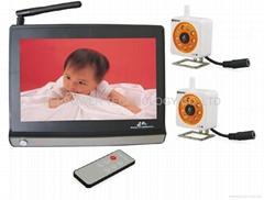 Baby Monitor(WRC860+WCM702)