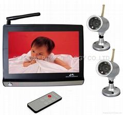 Baby Monitor(WRC860+WCM709)