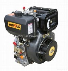 Air-cooled Single Cylinder Diesel Engine--WS188F