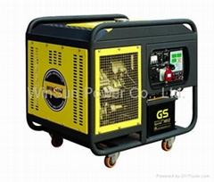 Half-closed Diesel generator Sets(8-10 KW)