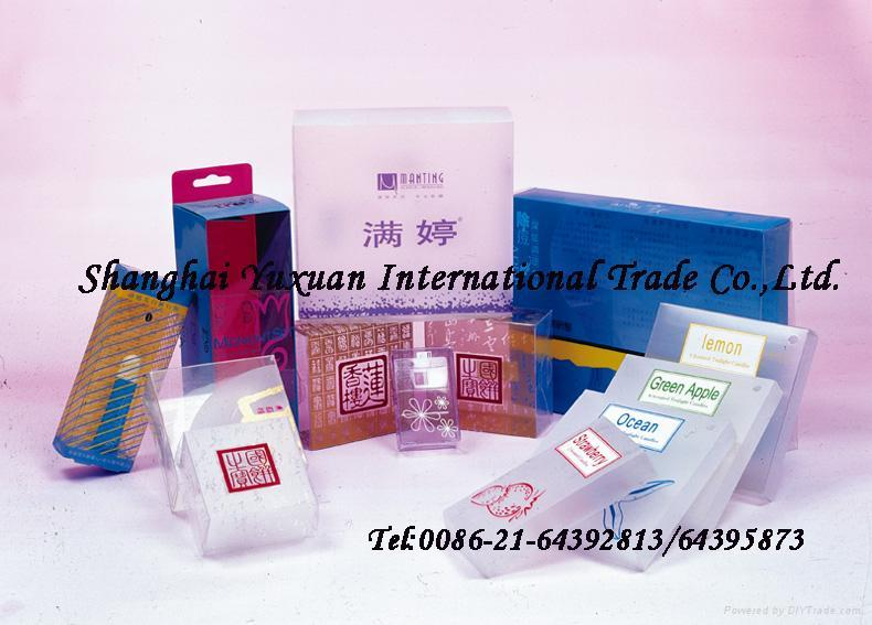 plastic box, clear box, transparent box, folding box, PET box, PVC box, PP box 3