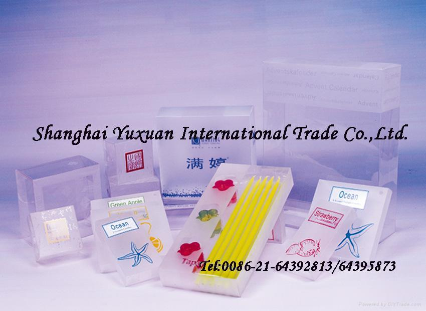 plastic box, clear box, transparent box, folding box, PET box, PVC box, PP box 4