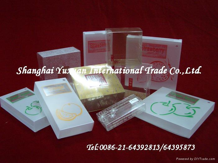 plastic box, clear box, transparent box, folding box, PET box, PVC box, PP box 5