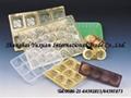 clamshell, plastic tray, plastic