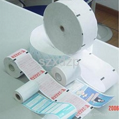 ATM paper rolls,compatible to most ATM terminal in banks