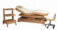 facial bed,massage table,massage table,beauty equipment,salon equipment