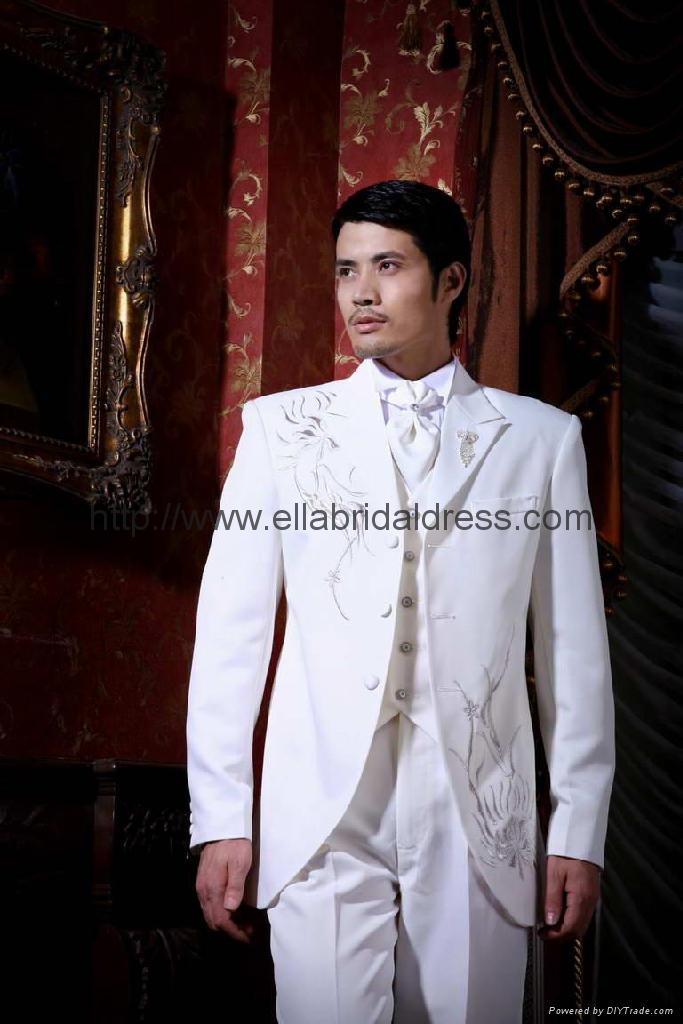 男士结婚礼服 - tuxedo-03