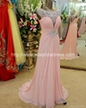 2013 New Heavy Beading A Line Chiffon Evening Dress